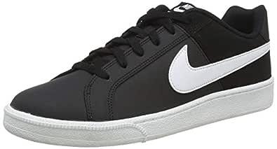 Nike Australia Women's Court Royale Trainers, Black/White, 6.5 US