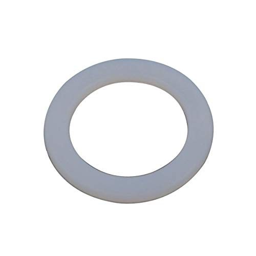 Cozylkx Stainless Steel Gasket Filter Plate Replacement Parts for Moka Pot Espresso Maker, Fit 2 ()