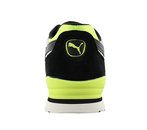 Og Homme Multicolore Puma Sneaker Duplex Top blanc jaune Baskets Chaussures Noir q0af0w5