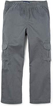 The Children's Place Boys Uniform Pull on Chino Cargo P
