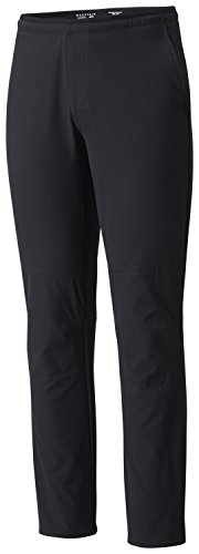 Mountain Hardwear Right Bank Lined Pant - Men's Black 32x32