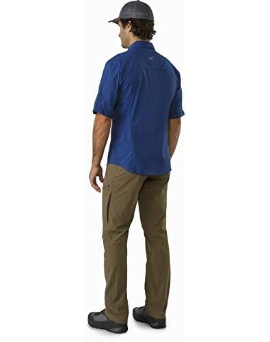 Arc'teryx Men's Palisade Pants Mongoose 36 30