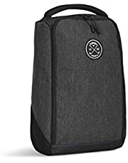 Callaway Men's Clubhouse Shoe Bag, Black, One Size