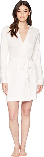 (UGG Women's Aldridge Stripe, Seashell Pink/White, L)