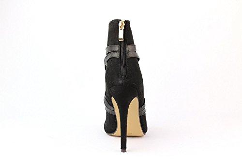 Bluebberry chaussures à talons Victoria Noir T36