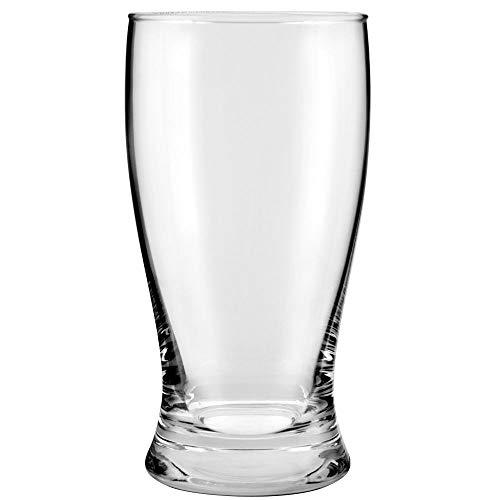 Anchor Hocking 93011 Barbary Pilsner 16 oz Beer Glass - 24 / CS