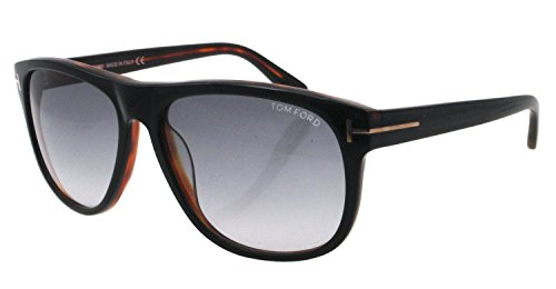 Tom Ford Sunglasses - Olivier / Frame: Dark Brown Lens: Grey - Frames Ford Womens Tom