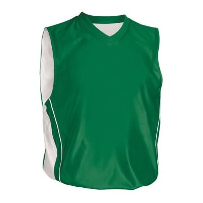 Adult Reversible Dazzle Basketball Jersey
