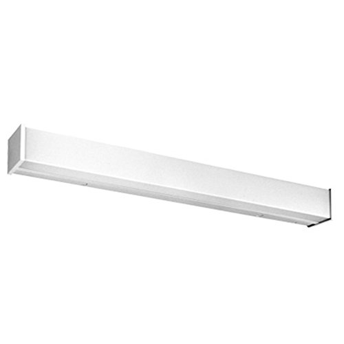 Compact Fluorescent Wall Light (Lithonia Lighting WC 2 32 MVOLT GEB10IS 2-Light Fluorescent Wall Bracket, 4-Feet, White)