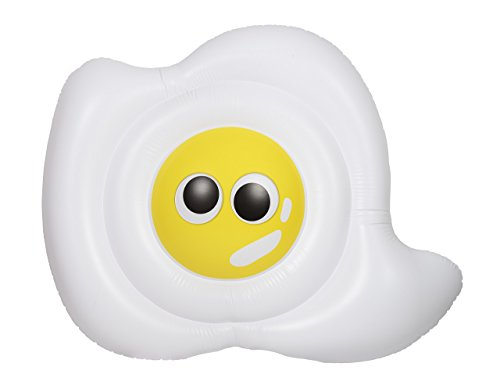 (Pop Fix Giant Inflatable Sunny Side Up Egg Float,