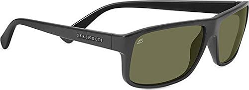 SERENGETI 7951 Gafas, Unisex Adulto, Gris (Satin Dark Grey), M/L