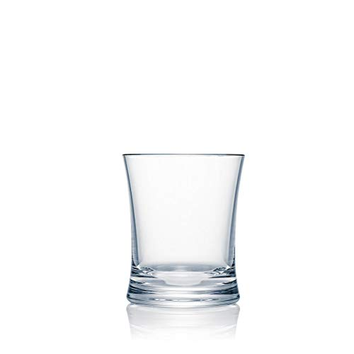 Strahl 40001 Design+Contemporary 10-oz Rocks Tumblers, Set of 4