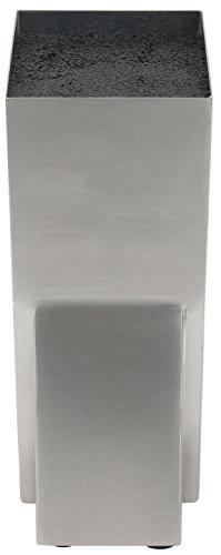 Mantello Universal Stainless Steel Knife Block Knife Holder Storage Organizer by Mantello (Image #1)