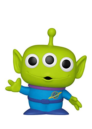 Funko Pop! Disney: Toy Story 4 - Alien, Multicolor -