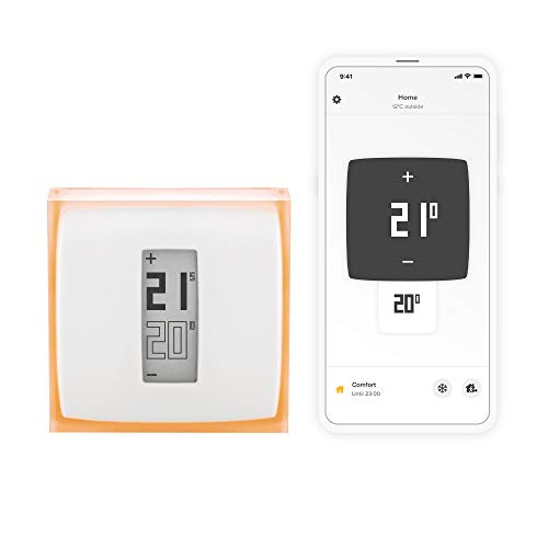 Netatmo Smart Thermostat for Individual Boiler