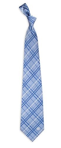North Carolina Tar Heels Tie (NCAA North Carolina Tar Heels (UNC) Carolina Blue Oxford Woven Tie)