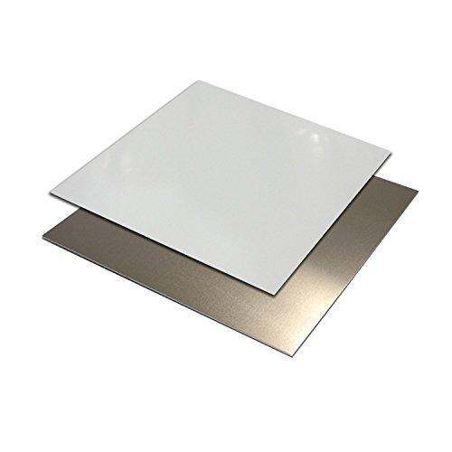 Mill Finish Aluminum Sheet - Online Metal Supply White Painted/Mill Finish Aluminum Sheet .040