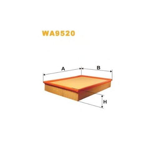 Wix Filter WA9520 Air Filter: