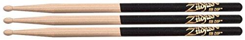 Zildjian DIP Drumsticks (3-Pack) Wood 5B