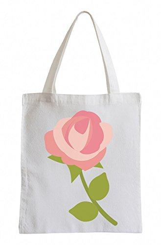 Raxxpurl rose Fun sacchetto di iuta