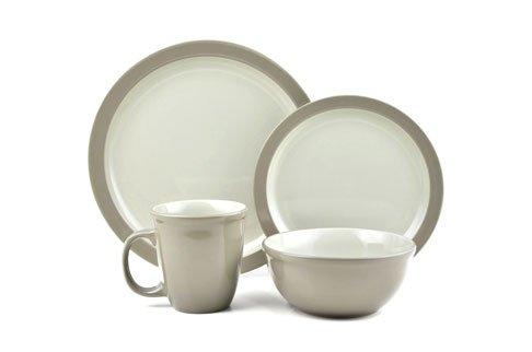 Thomson Pottery Mali Sesame 16 Pc Dinnerware Set