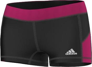 TALLA L. adidas Techfit BS - Pantalones cortos para mujer de 3 pulgadas