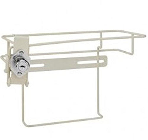 Covidien 31307054 Sharps-A-Gator Locking Bracket for Safety in Room Container, 5 Quart, 2 gal and 3 gal (Pack of 10) ()