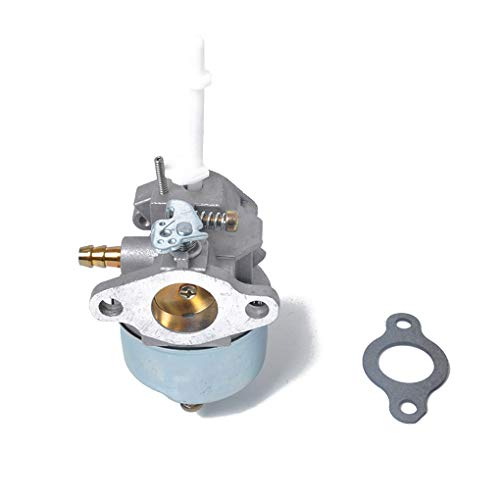 Opiersen Replacement for TECUMSEH H70 HSK70 Engines Snow Thrower Blower 632371A Carbureto Carb ()