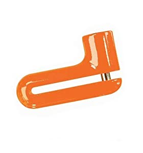 2. Kryptonite: Kryptolok 10-S Disk Lock DFS Orange