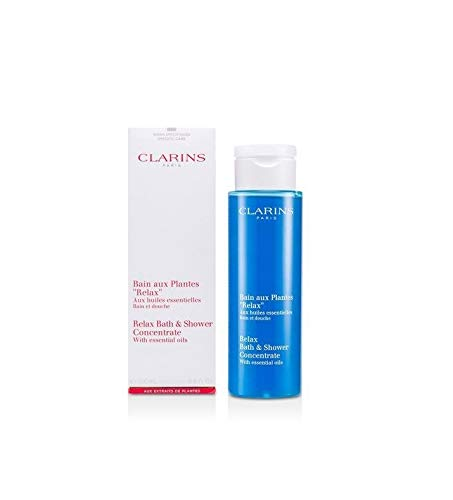(Clarins Relax Bath & Shower Concentrate - For Unisex - 6.8Oz)