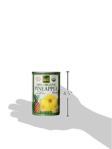 Native Forest Organic Pineapple Slices, 15-Ounce Cans (Pack of 6) by Native Forest (Image #10)