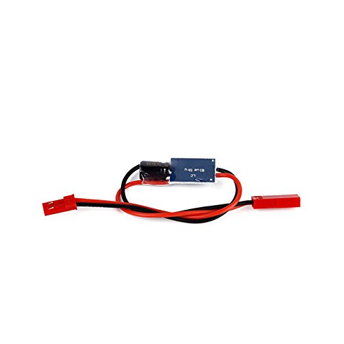 SCASTOE 3.3V 25V DC DC LC Filter Power Supply Filter for FPV Multicopter RC Quadcopter