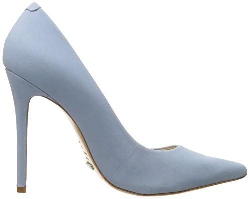 Schutz Women's Gilberta Dress Pump, Beige Jeans