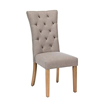 Groovy Baker Lilly Dining Chair X2 Amazon Co Uk Kitchen Home Evergreenethics Interior Chair Design Evergreenethicsorg