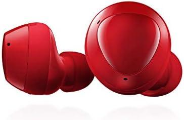 Samsung Galaxy Buds Plus, Auriculares inalámbricos con batería Mejorada y Calidad de Llamada (Estuche de Carga inalámbrica Incluido), Rojo - versión para EE. UU. 3
