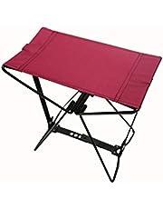 Homecall - Opvouwbare campingkruk - (rood)