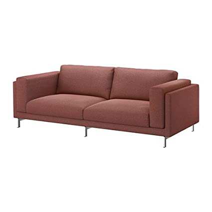 Amazon.com: Ikea Sofa cover, Tallmyra rust 1628.52926.2614 ...