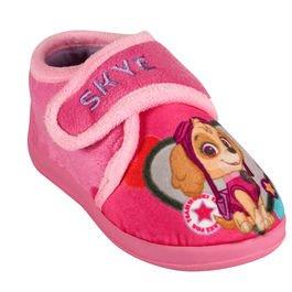 Pantuflas Patrulla Canina Skye Media Bota: Amazon.es: Zapatos y complementos