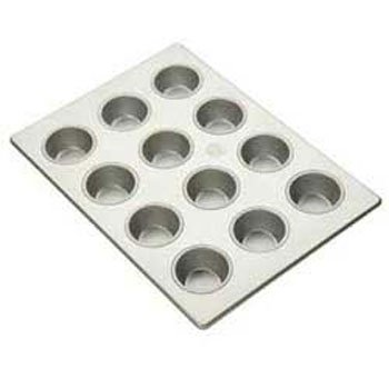 Focus Foodservice 905575 Cupcake and Muffin Pan - (35) 3-13/16 oz. Cup Capacity, Standard