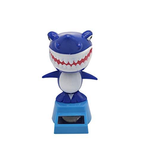 solar powered dancing shark - 1