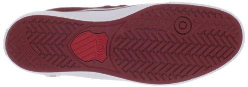K-Swiss CLEAN LAGUNA CVS FADE VNZ 03051-626-M Herren Sneaker Rot (Red/Merlot/White)