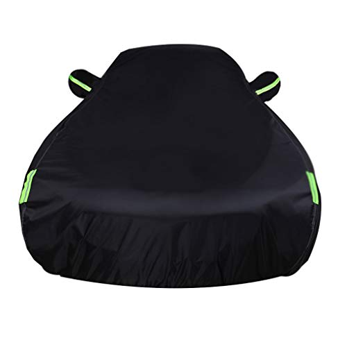 Full Exterior Covers Car Cover Compatible with Aston Martin Vantage V8 V12 GT 5-Layer All-Weather Waterproof and Durable Anti-Scratch Easy to Install and Store for Any Season and Weather