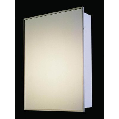 Builders Grade Medicine Cabinet Size: 22'' H x 16'' W x 4.25'' D, Mount: Surface Mounted