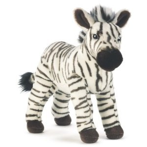Webkinz SIGNATURE Endangered Species Cape Mountain Zebra + Free ANIMAL PLANET