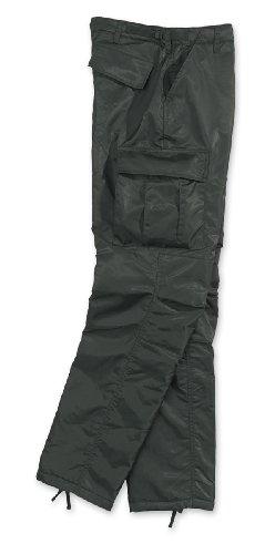 Surplus pantalon de ski mA1 pantalon mixte-noir-l