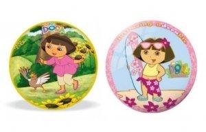 1Ball, Motiv: Dora, die Entdeckerin, 2Modelle: grün oder blau, 14cm, Strand Spiele Spielzeug