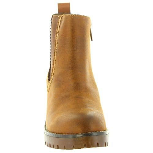 Stivali Mtng Donne Colore Marrone Per Modello Marca Le Marrone Donne Glam Unqndwx