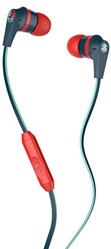 Skullcandy Ink'd 2.0 Micd Paul Frank/Navy/Red In-ear Headphones with In-line Mic (S2IKGY-430)