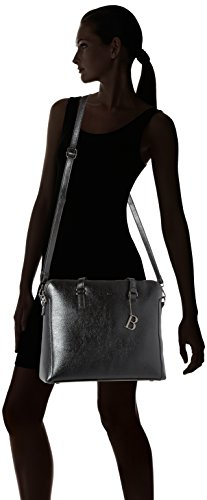 Hartley Donna Bulaggi cartella Bag Laptop Hartley Schwarz Bulaggi Nero EUzw4qU1T