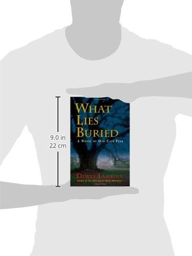 what lies buried lambdin dewey